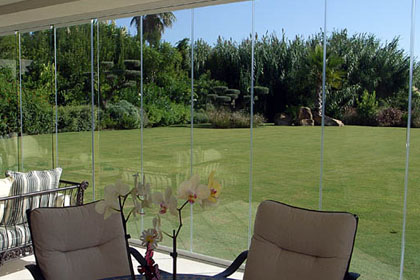 Fermeture de balcon et terrasse Jean Pache & Fils