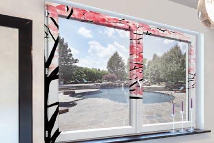 Fenetre PVC Inalpha design