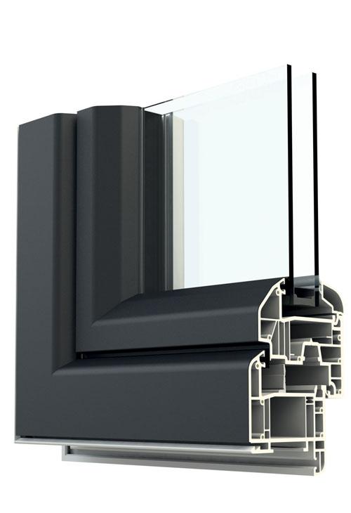 fenetre pvc standard. Black Bedroom Furniture Sets. Home Design Ideas