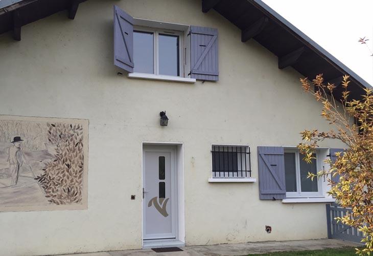 Coloris Des Fenêtres Porte Fenêtres En Pvc Aix Les Bains Savoie